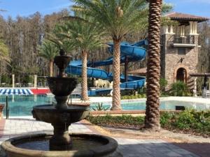 Estancia pool area