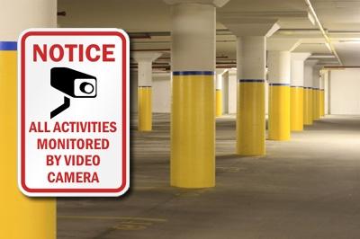 good parking security