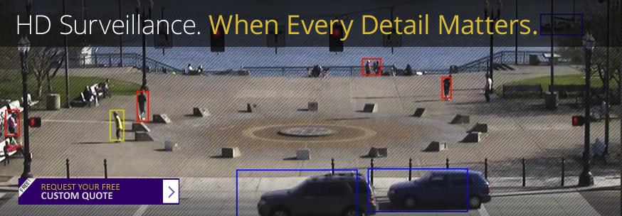 HD Video Suveillance